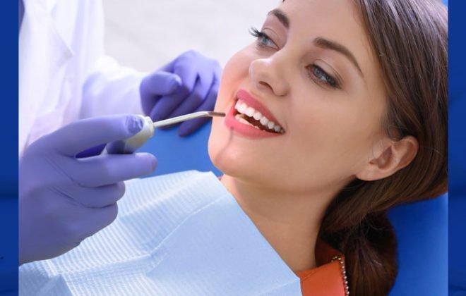 تجميل الاسنان الامامية