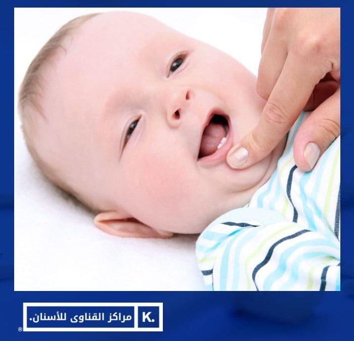 اختلاف ترتيب ظهور الأسنان عند الأطفال